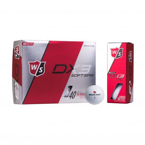 Wilson DX3 Soft Spin