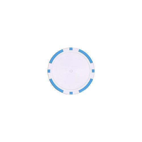 Pokerchip marker Licht Blauw